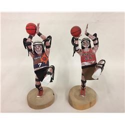 Koshari Clown, Basketball Figures