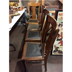 Group of Antique Chairs