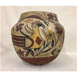 Large Pueblo Style Handmade Pot