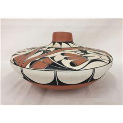Isleta Pueblo Pot - Eliz Olguin