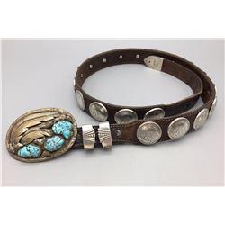 Concho Style Belt