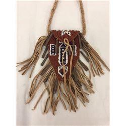 Old Beaded Strike-A-Lite Bag