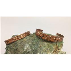 Bell Trading Post Copper Bracelet
