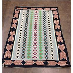 Vintage Teec Nos Pos, Navajo Textile