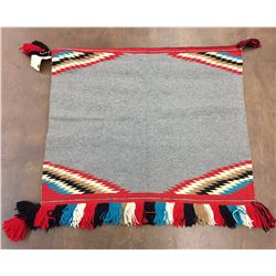 "Vintage ""Sunday"" Navajo Saddleblanket"