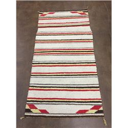 Vintage Navajo Double Saddleblanket