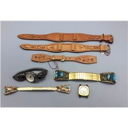 Group of Watch Bands/Tips