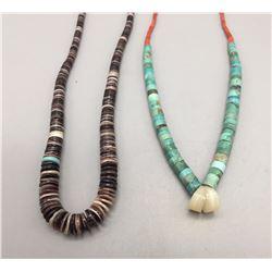 Vintage Pueblo Style Necklaces