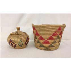 North West Coast-Alaskan Style Baskets
