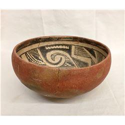 Larger Prehistoric Gila Polychrome Pot