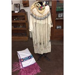 Apache Jingle Dress with Accessories