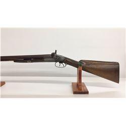 Parker Bros. Antique Double Barrel Shotgun