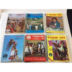 Group of O'Odham Tash Indian Days Programs