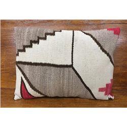 Navajo Textile Accent Pillow