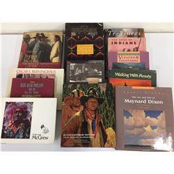 Native Theme 'Coffee Table' Books
