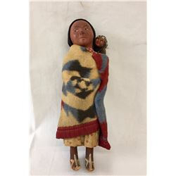 Skookum Doll With Desirable Tag