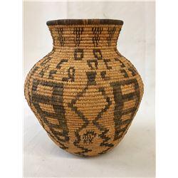 Vintage Apache Olla Basket