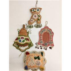 Group of Vintage Beaded Whimsies