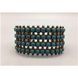 Vintage 4 Row 1940's Bracelet