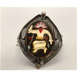 Vintage Apache Mountain Dancer Bracelet