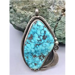 High Grade Turquoise Pendant