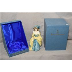 "Limited edition Royal Doulton figurine ""Sophie Charlotte- Lady Sheffield"" HN3008, 2180/5000 and 10 1"