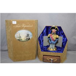 Limited edition Royal Doulton figurine Lord Nelson from the Ship's Figure Head Collection, HN2928, 2