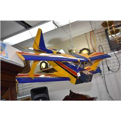 Seagull Models Ultimate flying model bi-plane, view in person for completeness