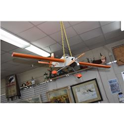 Stinger 120 model airplane with engine and prop. view in person for details