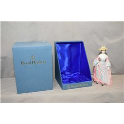 """Limited edition Royal Doulton figurine Mary Countess Howe, HN3007, 152/5000, 9 1/2"""" in height"""