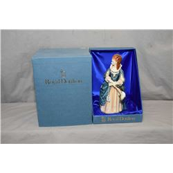 """Limited edition Royal Doulton figurine The Hon. Frances Duncombe HN3009, 521/5000, 9 1/2"""" in height"""