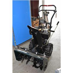 Craftsman 9.0/24 electric start snow blower