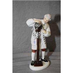 Royal Doulton figurine The Wigmaker of Williamsburg, HN2239