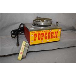 Dun-Hot automatic popcorn popper