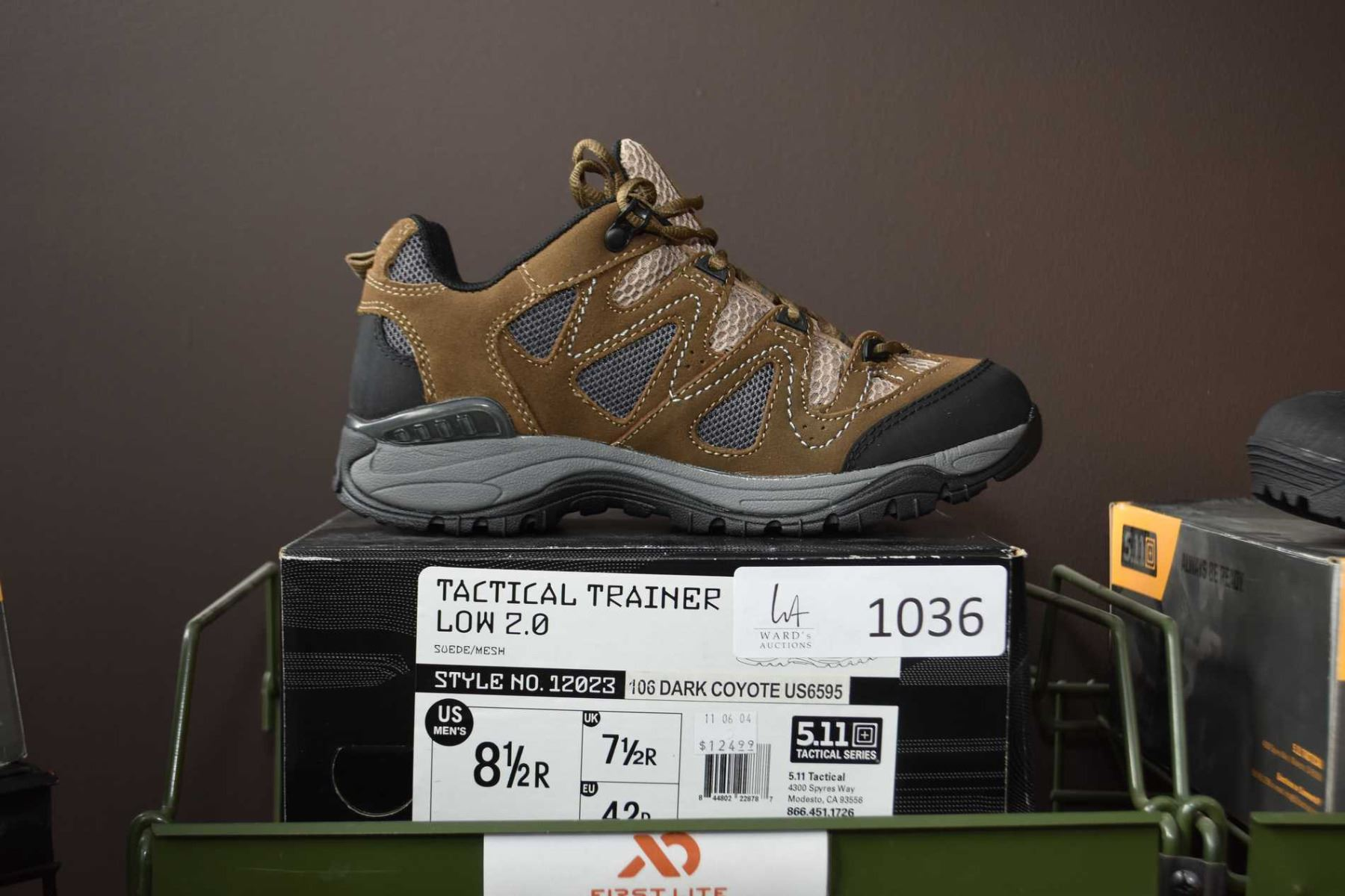 f23c941b5a Image 1   Brand new 5.11 Tactical Trainer size 7. 5 R