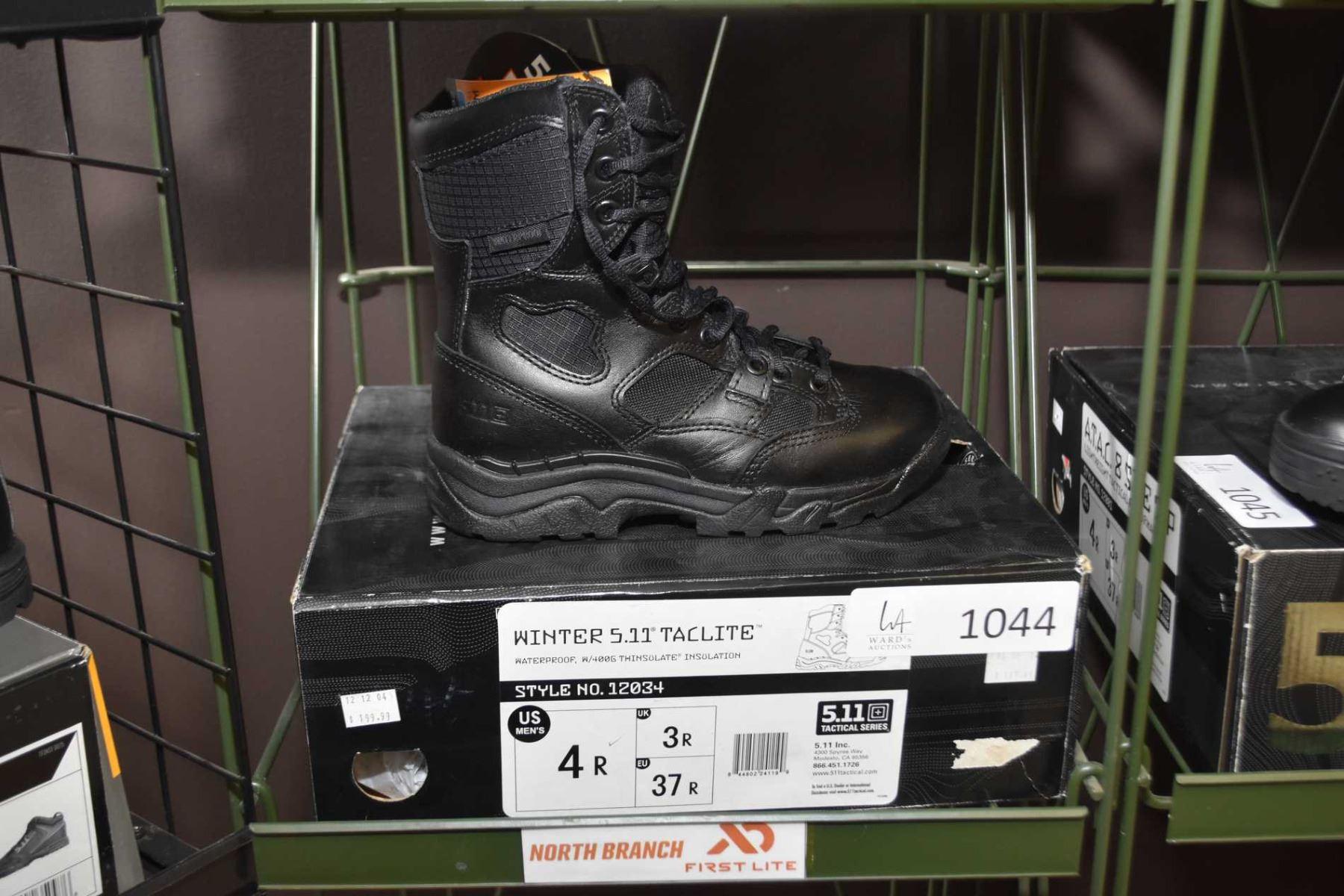 fdfaa01544e Brand new 5.11 Winter Taclite boots size 4 R