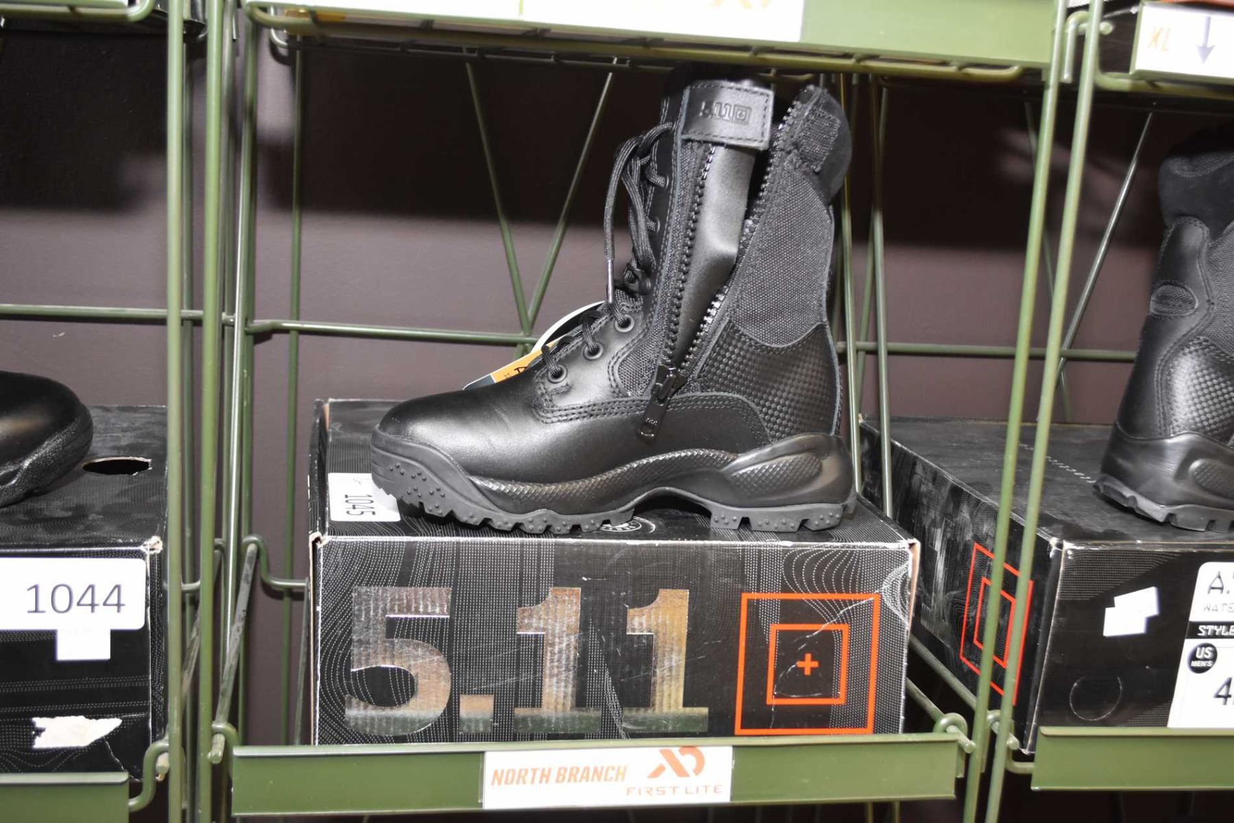 86362829e35 Brand new 5.11 Attack 8 side zip boots size 4 R