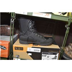 Brand new 5.11 Recon Urban boots, size 9 R
