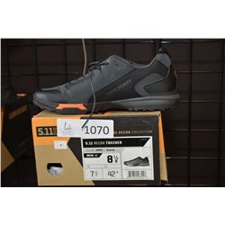 Brand new 5.11 Recon Trainer shoe, 8.5 R