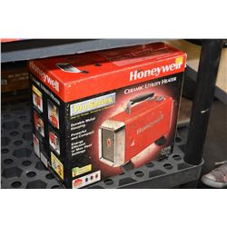 Honeywell Pro series ceramic utility heater