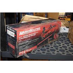 New in box MotoMaster 2 1/2 ton hydraulic floor jack