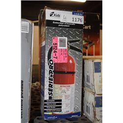 New in box Kidde fire extinguisher