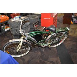 Brand new six speed Newport Cruiser bicycle