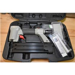 New or near new 18 gauge Porter Cable brad nailer with nails