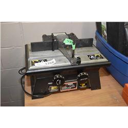 Sears Craftsman reversible shaper machine