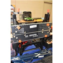 Appears new Black & Decker Workmate 225 portable work bench