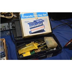 Selection of new in box tools including Jobmate rotary tool with flex shaft, Mastercraft ratcheting