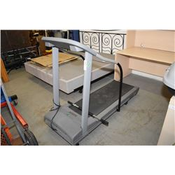 Pacemaster Proplus electric treadmill and upper body spring exercisers