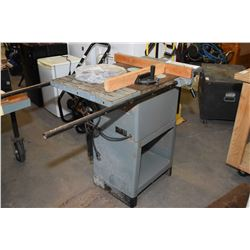 """Delta 10"""" table saw (surface rust from extended improper storage)"""