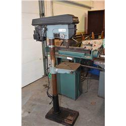 """Delta 16 1/2"""" floor model drill press"""
